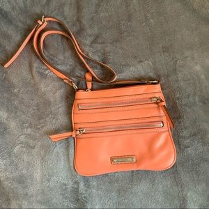 Nine West | Coral Multi Zip Crossbody Purse